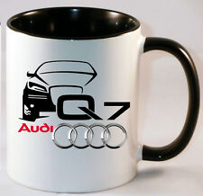 AUDI Q7  CAR ART MUG GIFT CUP