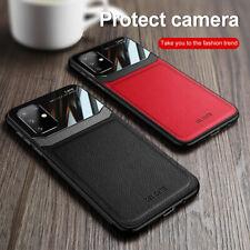 Étui arrière en cuir pour Samsung Galaxy Note 10 Lite 10 Pro 9 8 Coque hybride