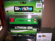 BATTERIA LITIO SKYRICH YTX12 BS PIAGGIO VESPA GTS 300 250 125 LX 150 S LXV