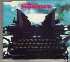 (656G) Supergrass ,Going Out - 1996 CD