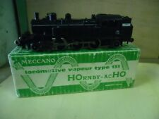 loco vapeur Type 131 rèf 636 dans sa boite d'origine
