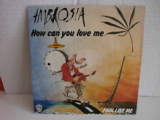 AMBROSIA How can you love me 17933 pochette dessin