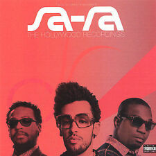 The Hollywood Recordings [PA] by Sa-Ra (CD, Jul-2007, Babygrande Records)
