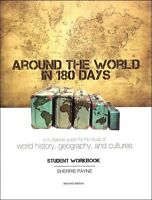 Apologia Around The World In 180 Days, Student Workbook,  2nd Edition