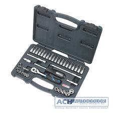 """KS Tools 918.0639 Socket Jeu de clés, CHROMEplus 1/4 """" #"""