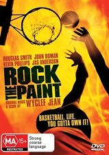Rock The Paint (DVD, 2010)