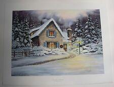 """Michael Casper """"Woodland Warmth"""" S/N Ltd Ed Print #214/999"""