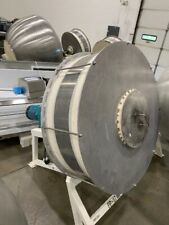 """New listing 40"""" inch O'Hara Polishing Pans for pharmaceutical or candy"""