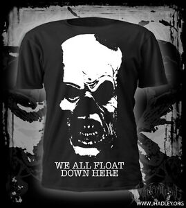 It film tribute t-shirt,pennywise the dancing clown,film,horror,dvd