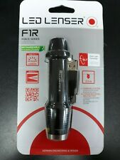 LED LENSER F1R Rechargeable Battery 1000 Lumens Outdoor Light Flashlight