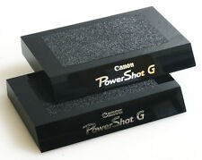 CANON POWERSHOT G SERIES DISPLAY STANDS SET OF 2