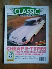 Alfa Romeo SZ Vauxhall Victor F-type Triumph TR3 Austin A40 Mini Saab 99 Turbo