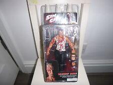 Conjunto completo de 6 X 2005 figuras Marv Sin City NECA (nuevo) Mickey Rourke