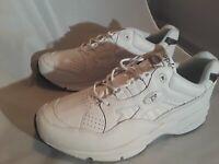 Q 56 Mens White Propet Sports Shoes Size 11x 2E Brand New No Box