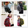 Fashion Hedgehog Spike Punk Backpack Spiky Tablet Traveling Camping School /Bags