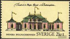 Suède 682 (complète edition) neuf avec gomme originale 1970 château Chine