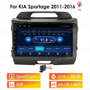 "For KIA Sportage 3 2010-2016 9""Android 10 Stereo Radio GPS Sat Nav DSP WIFI DAB+"
