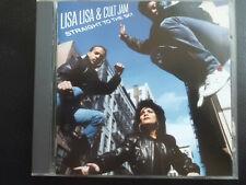 LISA LISA  &  CULT JAM   -  STRAIGHT  TO THE  SKY  ,  CD  1989 ,  HIP HOP, HOUSE