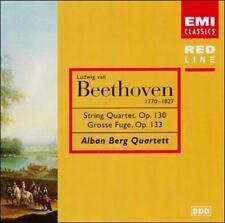 Grosse Fuge / Quartets Op 130 & 133 by Beethoven, Alban Berg Quartett
