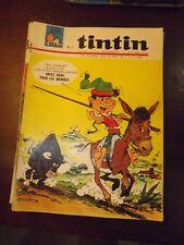 le journal de TINTIN N°915 de 1966 - SOYER BONS POUR LES ANIMAUX