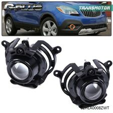 Projector Fog Light Lamps For 2008 2009 2010 2011 2012 Chevy Malibu Cadillac Cts (Fits: Cadillac Cts)