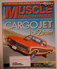 Hemmings Muscle Machine November 2007 Vol. 5 Issue 2