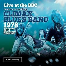 Live At The Bbc - 2 DISC SET - Climax Blues Band (2015, CD NEUF)