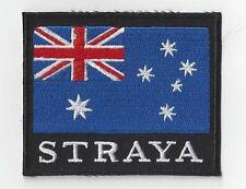 STRAYA AUSTRALIA   IRON ON  PATCH BUY 2 GET 1 FREE