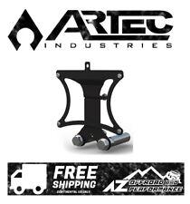 ARTEC License Plate Mount 2018 Jeep Wrangler JL - Black PC - JL5620