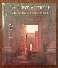 La Libye antique : Cités perdues de l'Empire romain - Robert Polidori - Mengès