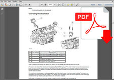 LAND ROVER DISCOVERY 3 DIESEL 2005 - 2009 FACTORY OEM SERVICE REPAIR FSM MANUAL