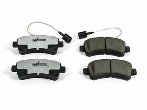 For Ram ProMaster 2500 Disc Brake Pad and Hardware Kit Power Stop 48894FB
