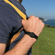 Bioflow Sport Silicone Magnetic Therapy Wristband - Black - NEW!