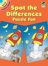 Spot-the-Differences Puzzle Fun (Dover Little Activity Books) by Fran Newman-DA