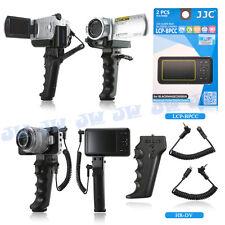 JJC Pistol Grip & LCD Screen Protector for Blackmagic Pocket Cinema Camera BMPCC