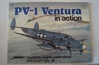WW2 USN USMC PV-1 Ventura Aircraft Squadron Signal Reference Book