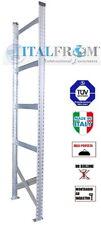 Scaffali Metallo Scaffalature Metalliche Zincate ad Incastro Scaffale