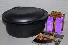 Tupperware UltraPro 5,0 l kasserolle Gardeckel & Rezeptheft + Geschenk NEU/OVP