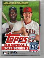 2019 Topps Baseball Series 2 Factory Sealed Blaster Box