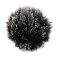 Cover Schlafsack Künstlicher Anti Windbreaker für Mikrofon Zoom H1 H2N Q3 eoHpr