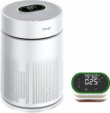 New ListingAir Purifiers for Home Large Room with Air Quality Sensor, Air Cleaner H13 True