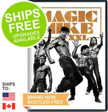 Magic Mike XXL (DVD, 2015) NEW, Sealed, Channing Tatum, Matt Bomer, Strippers
