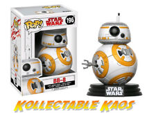 Star Wars Episode VIII: The Last Jedi - BB-8 with Claw Hand Pop! Vinyl Figure