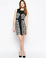 Warehouse Party Floral Cotton Dresses for Women