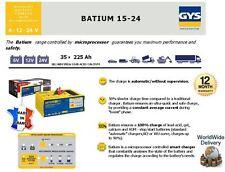 Gys Electric Taller sobre coche Automático Ultra Rápido Cargador De Batería 6v 12v 24v