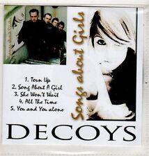 (EV698) Decoys, Songs About Girls - 2006 DJ CD