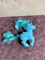 MLP Vintage 1980s Hasbro G1 My Little Pony Pegasus Medley