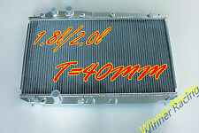 ALUMINUM RADIATOR FIT HONDA CIVIC SI FG2/FA5 K20Z3 MT 2006-2011 UP TO 500HP