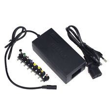 ✓ CHARGEUR PC PORTABLE UNIVERSEL 96W UNIVERSAL LAPTOP CHARGER 8 EMBOUTS HP ACER