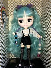"""Ooak Custom 12"""" Blythe Doll ~ With Outfit!"""